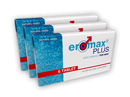 3 doboz eromaxplus potencianövelő tabletta