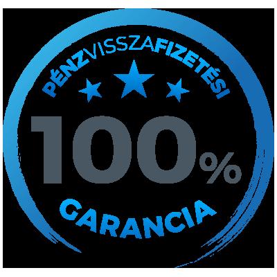 penzvissza garancia badge